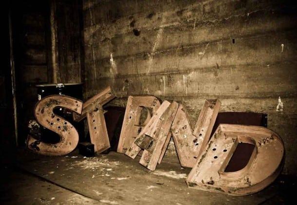 Strand Theater San Francisco - Original Signage