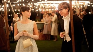 MVFF37: Eddie Redmayne as Stephen Hawking in 'The Theory of Everything'.