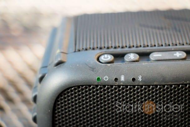 Ecoxgear - ECOROX Waterproof Bluetooth Speaker - Review by Stark Insider