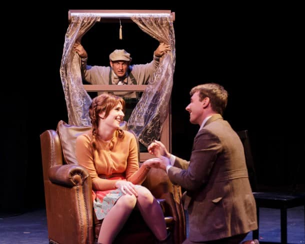 Hillbarn Theatre - 'The 39-steps' review