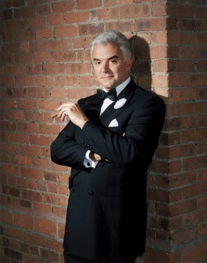John  O-Hurley stars in 'Chicago' at the SHN Orpheum Theatre in San Francisco.