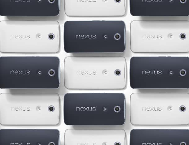 Nexus 6 by Motorola Mobility - Specifications