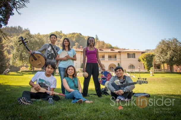 OneBeat Music Diplomacy Project - Montalvo Arts Center