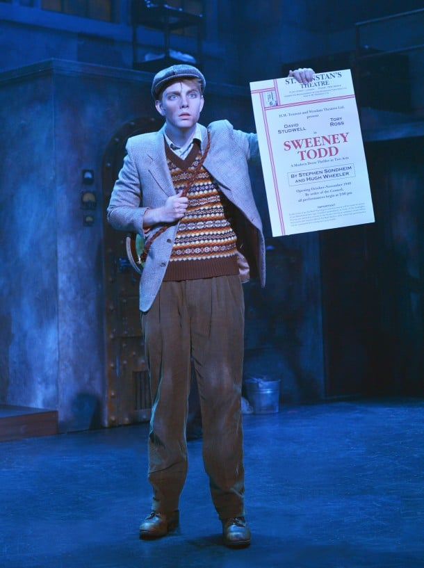 Sweeney Todd - review of Stephen Sondheim's musical