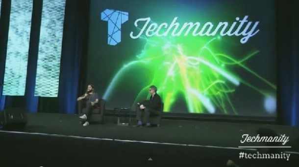 Jared Leto at Techmanity Tech Conference - Silicon Valley