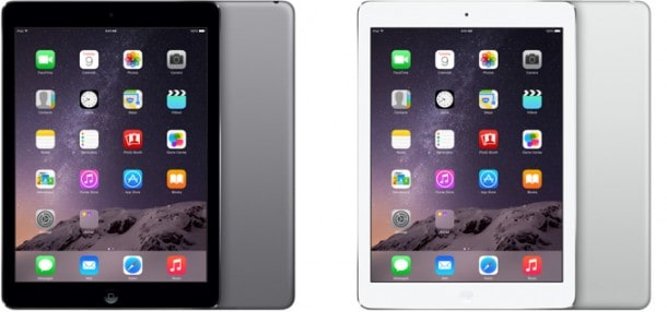 Apple iPad Air 2 - Specs