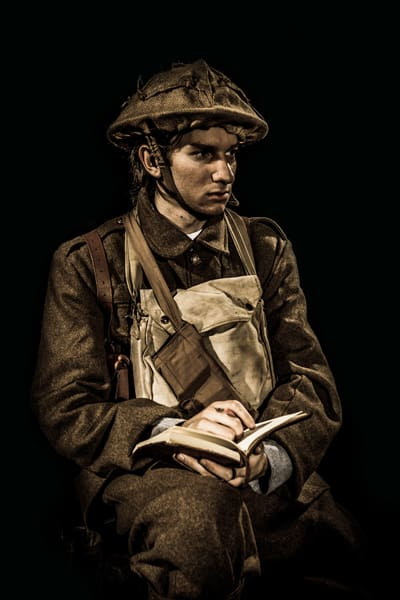 City Lights Theater Company - Truce: A Christmas Wish from the Great War