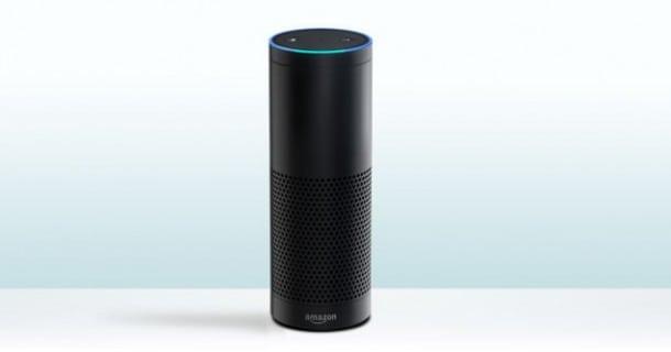 Amazon Echo intelligent speaker