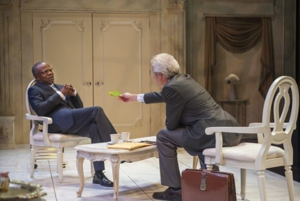 Breakfast with Mugabe at Aurora Theatre Company in Berkeley (Review)