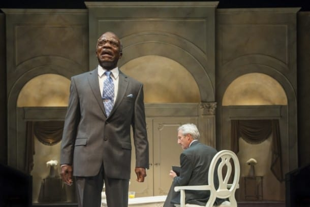 Breakfast with Mugabe - Aurora Theatre Company, Berkeley