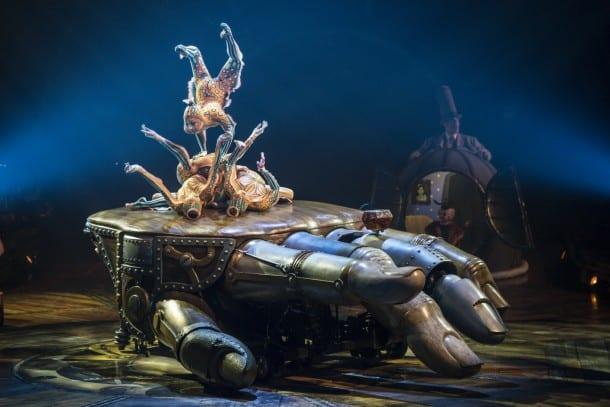 Cirque du Soleil - KURIOS – Cabinet of Curiosities