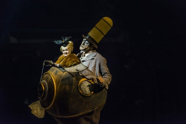 Kurios - Cabinet of Curiosities by Cirque du Soleil