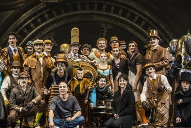 KURIOS - Cabinet of Curiosities by Cirque du Soleil