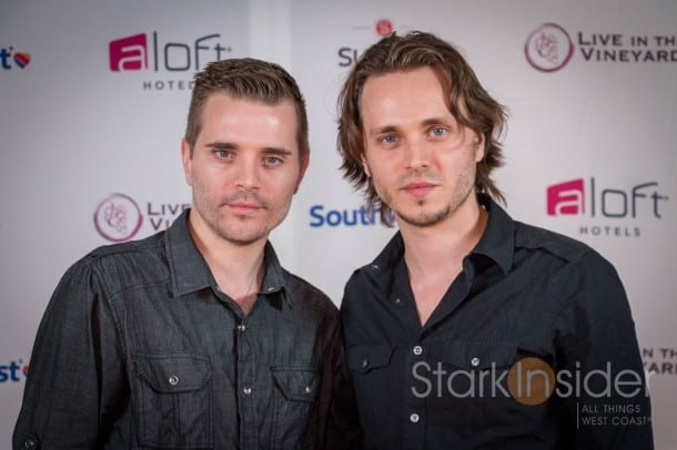 Richard and Jonathan Jackson of Enation.