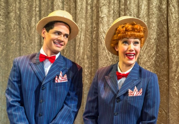 I Love Lucy: Live on Stage at SHN Curran Theatre