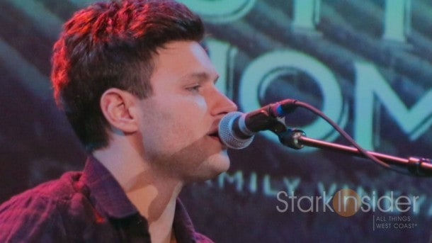 Jamie Scott live