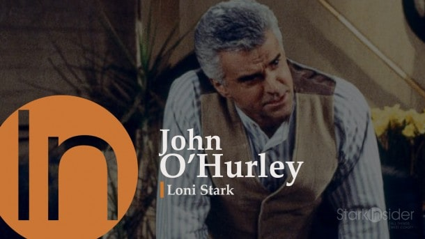 Chicago Musical interview with John O'Hurley