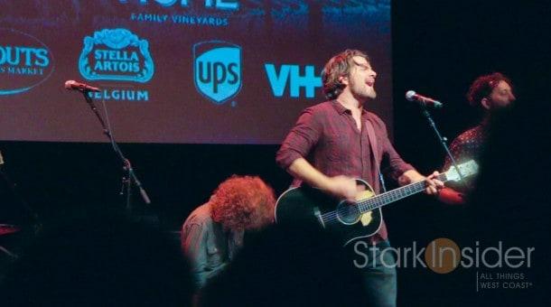 Matt Nathanson live concert