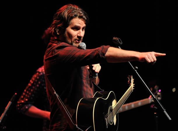 Matt Nathanson in concert