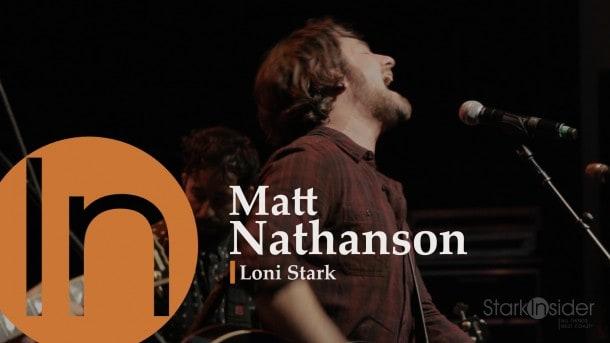 Matt Nathanson - Interview at Live in the Vineyard