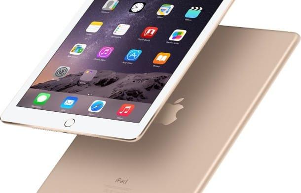 iPad sales slow