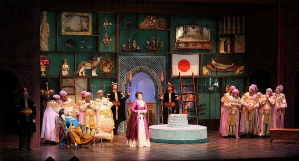 The Italian Girl in Algiers - Opera San Jose (review)