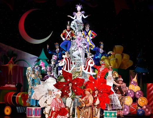 Cirque Dream Holidaze - Review
