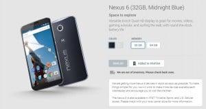 Google-Nexus-6-Out-of-Stock