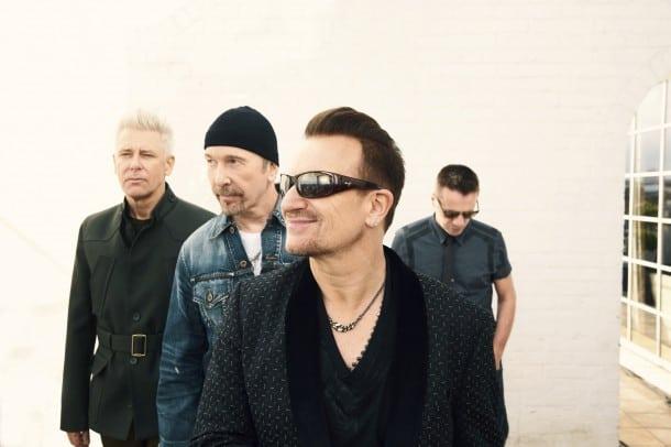 U2 Innocence + Experience Tour Schedule - San Jose