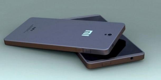 Xiaomi Mi 4 Android smartphone