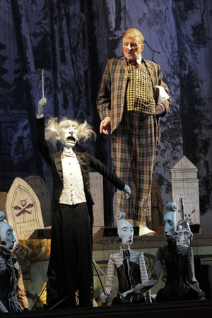 The Composer Lives On: Berkeley Rep adds performances of popular Snicket show