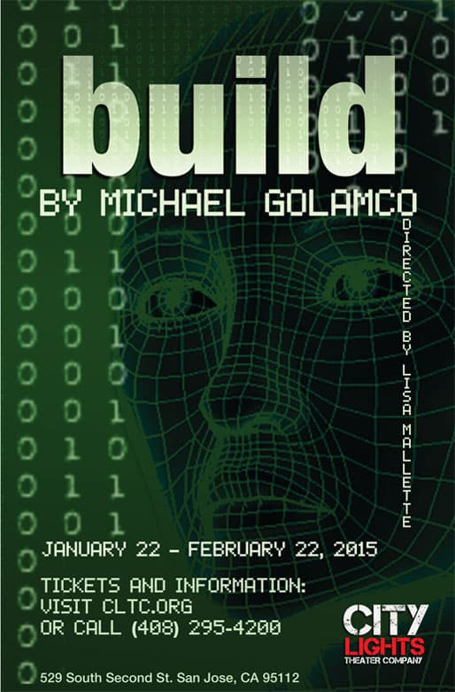 Built by Michael Golamco - City Lights Theater Play