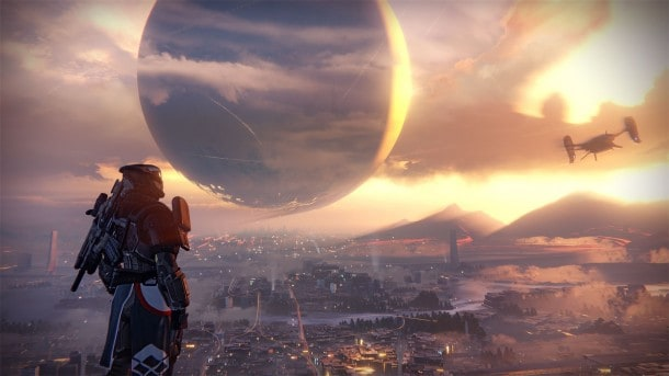 Destiny Video Game PS4