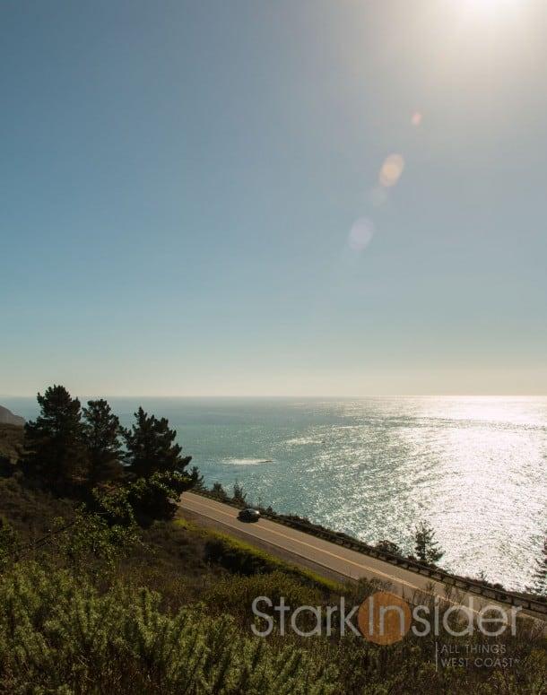 Highway 1 Ocean View - Big Sur, California