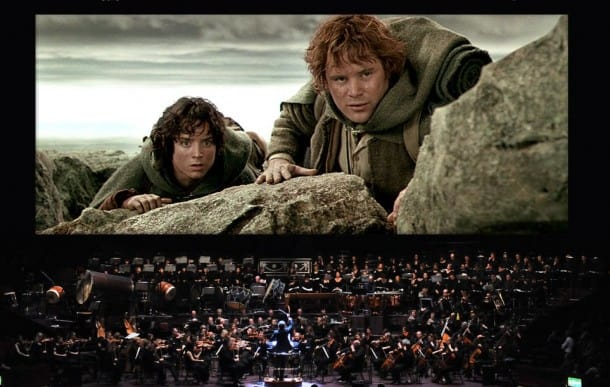Lord of the Rings Trilogy - Live Performance in Silicon Valley