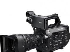 Sony FS7 Super 35 Cinema Camera