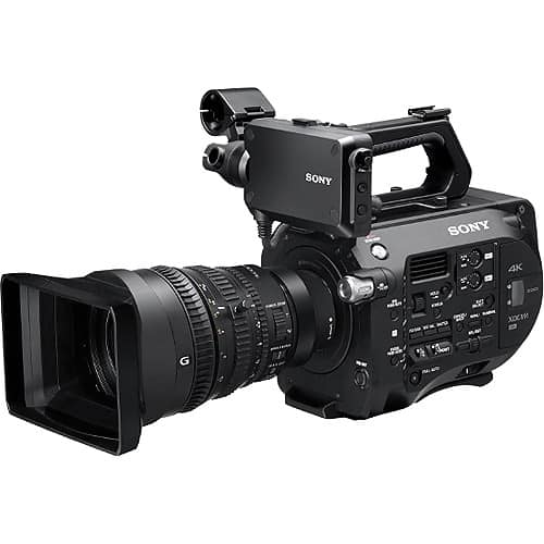 Sony FS7 Super 35 Cinema Camera