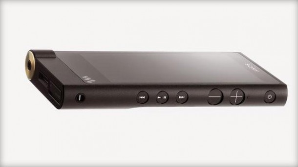 Sony Walkman ZX2 - Halo pricing strategy