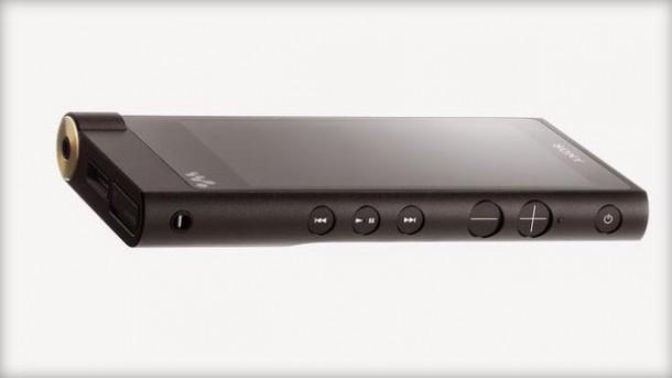 Sony Walkman ZX2 - Halo pricing strategy