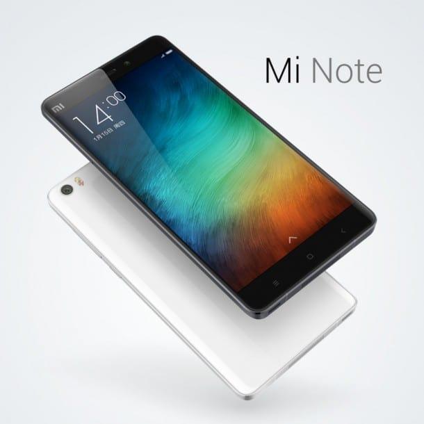 Xiaomi Mi Note and Mi Note Pro Launch - Specs, news