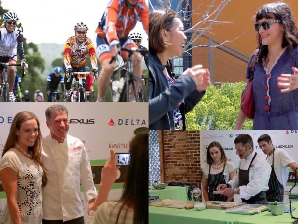 Bottega Gran Fondo with Chef Michael Chiarello - Video
