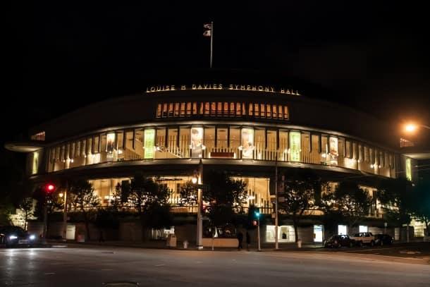 Davies Symphony Hall - San Francisco Review