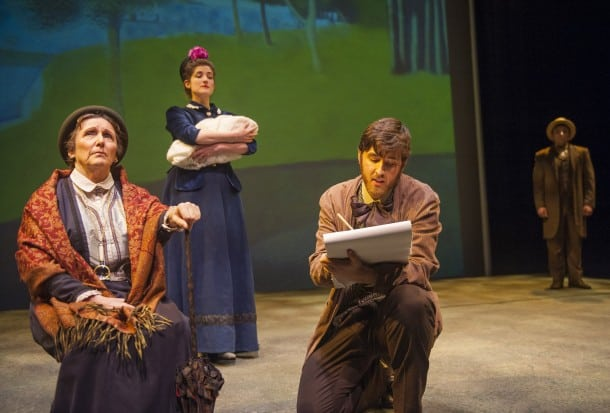 Theater Review: Sunday in the Park with George at Foothill College