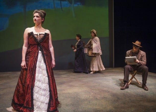 Foothill Theatre Review: Sunday in the Park with George