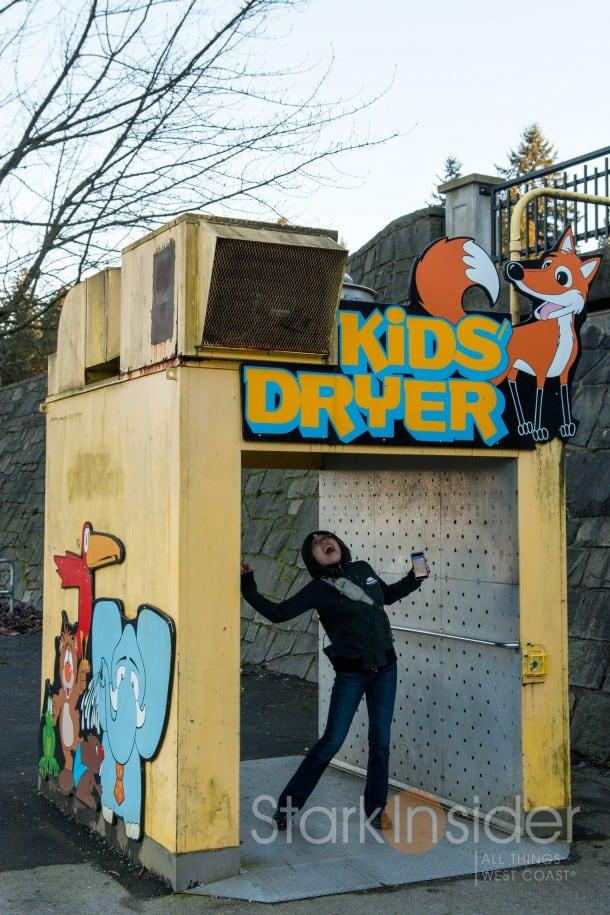 Kids Dryer, Seawall, Vancouver, Canada