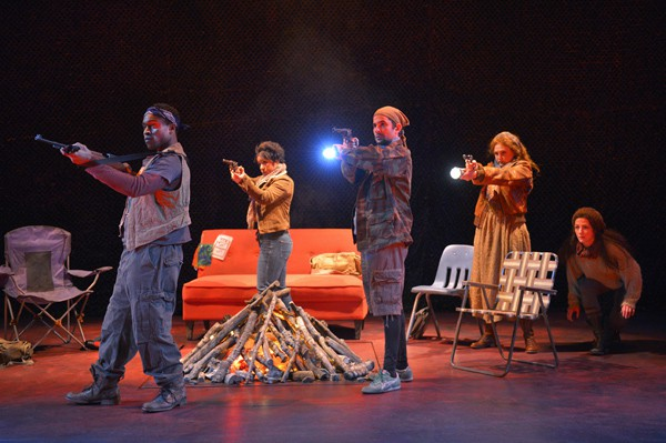 'Mr. Burns, a post-electric play' review - A.C.T. San Francisco