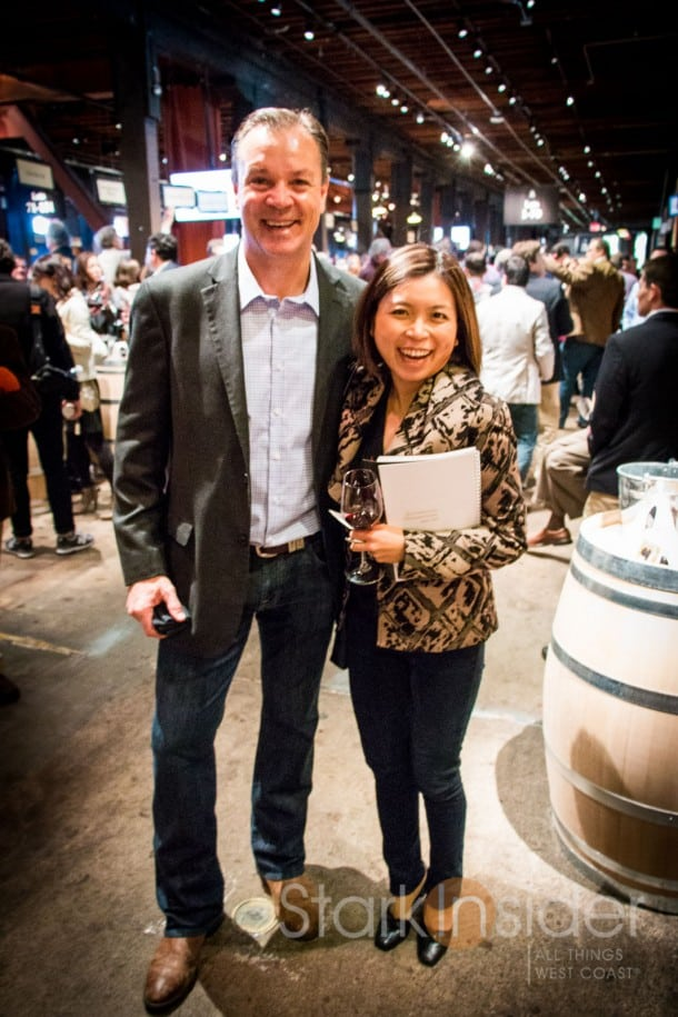 Premiere Napa Valley Chair Michael Scholz of St. Supery Estate Winery