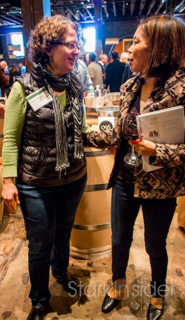 Janet Myers, winemaker for Franciscan Estate