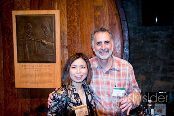 Jeff Morgan winemaker for Peter Paul Wines