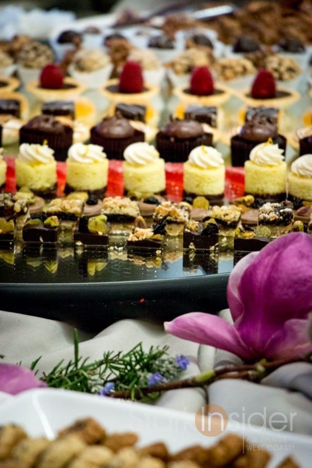 Premiere Week Napa - Desserts